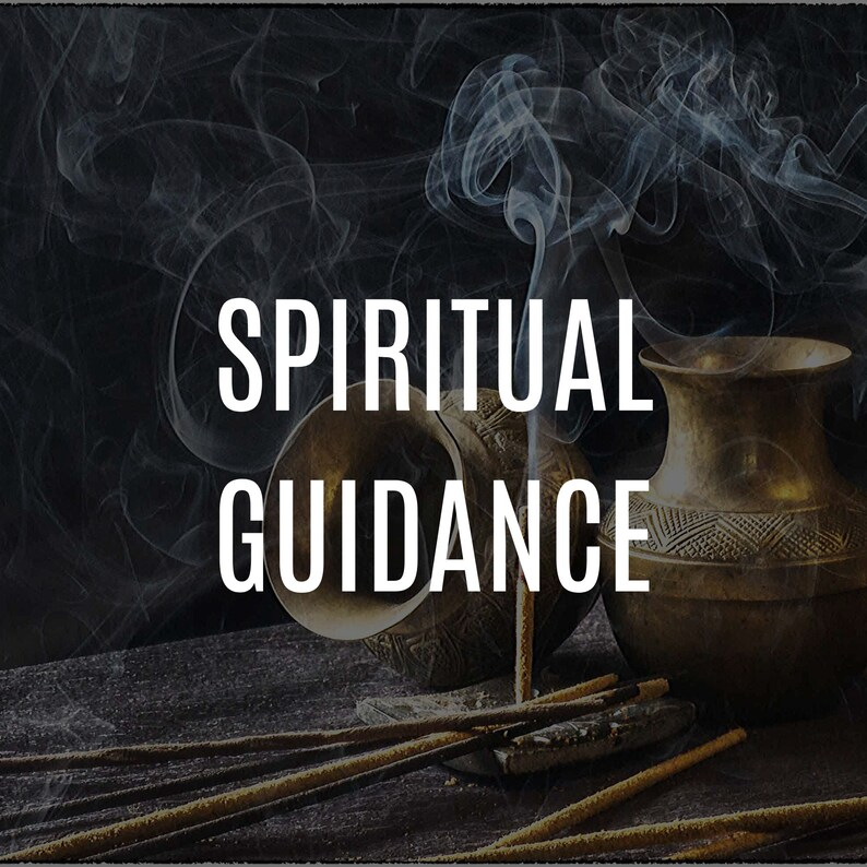 Spiritual Guidance image 0