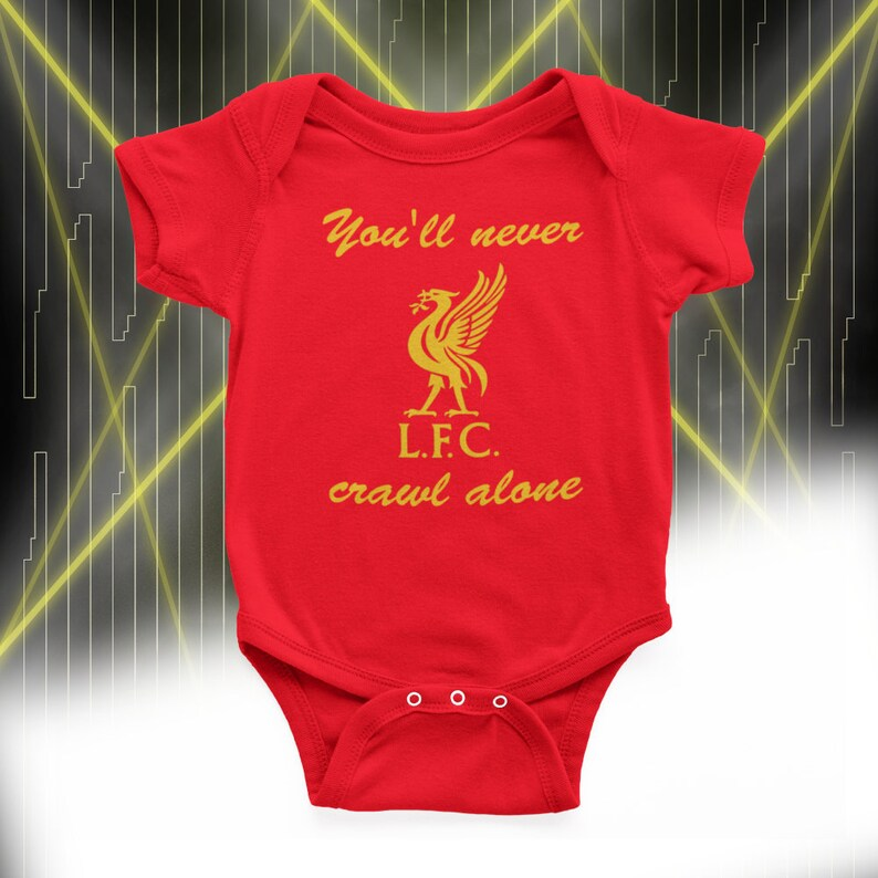 Pregnancy announcement bodysuit Short Sleeve Bodysuit Children Costume Cotton Bodysuits Skins Jersey Liverpool Red Baby Kids Boy Suits