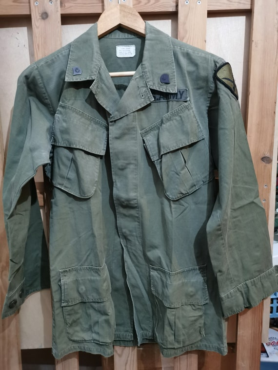 Vintage US Army Jungle Jacket