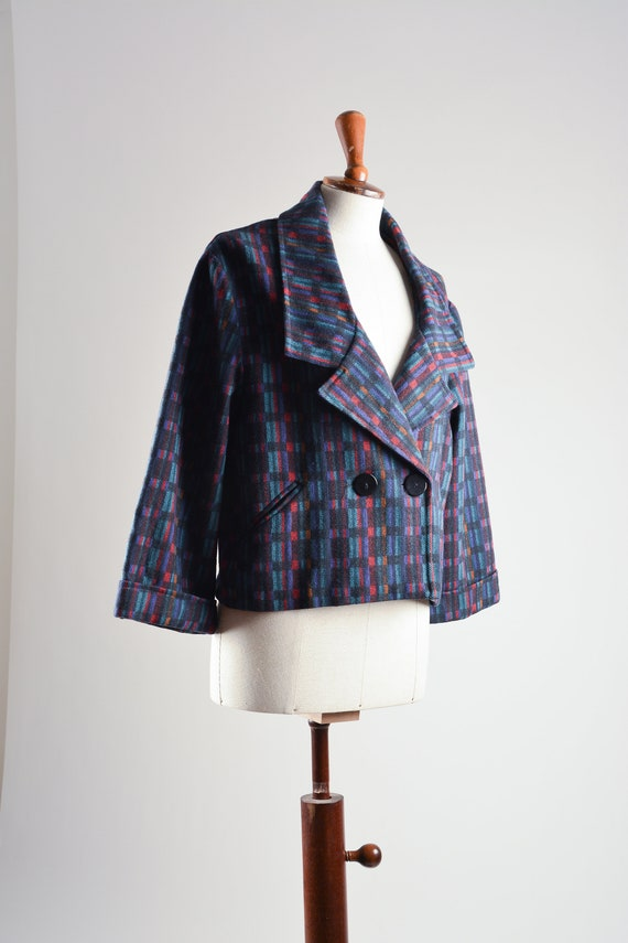 Jacket by Mary McFadden Signature Collection