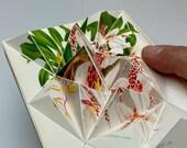 TLE2001-orc-130, paper tile, DIY Paper craft, Bastelbogen, PDF template, pepakura kit, digital download file