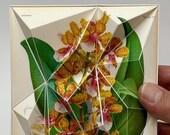 TLE2001-orc84, paper tile, DIY Paper craft, Bastelbogen, PDF template, pepakura kit, digital download file