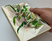 TLE2001-orc58, paper tile, DIY Paper craft, Bastelbogen, PDF template, pepakura kit, digital download file