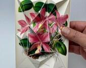 TLE2001-orc36, paper tile, DIY Origami, Bastelbogen, PDF template, pepakura kit, digital download file