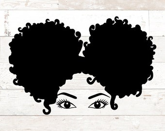 Black Woman Svg Etsy