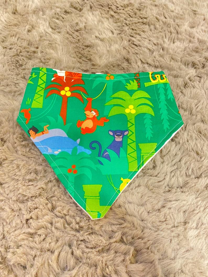 Jungle Book Bandana Bibs