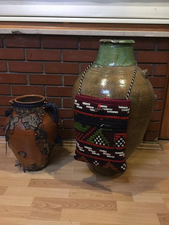 Vintage kilim bag/Hand made Etnic Bag/ Schoulder B
