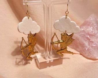 cupid cloud dangles