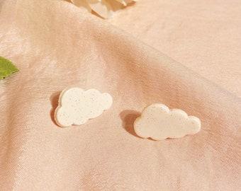 mini cloud studs