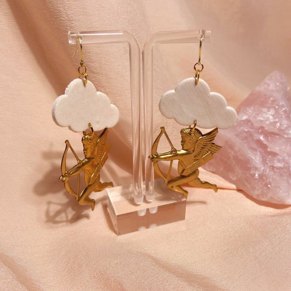 cupid cloud dangles