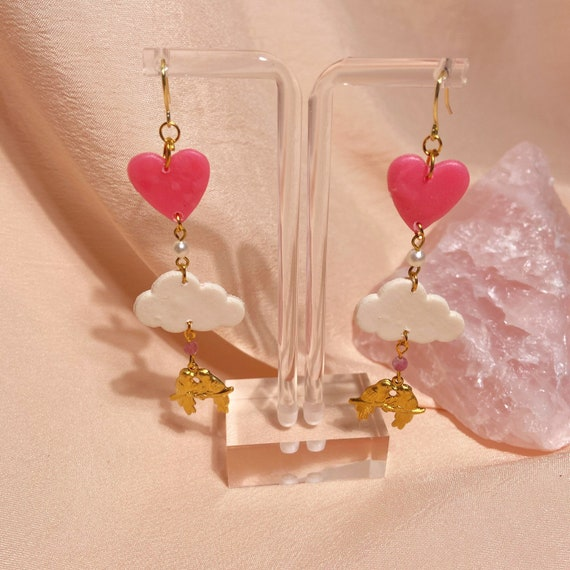 love bird dangles