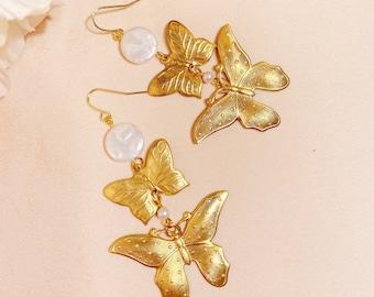 pearl butterflies