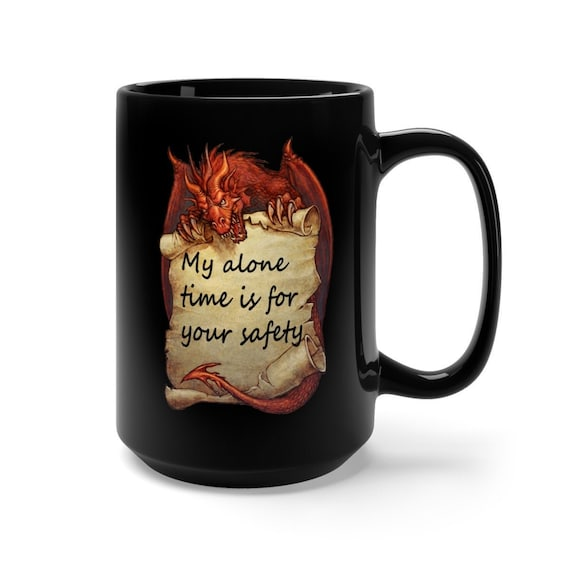 Bad Dragon Mug