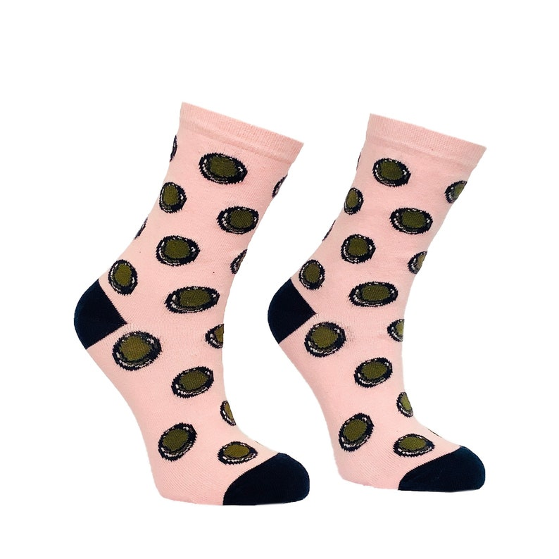 Premium Cotton Rich Stylish Casual Cool Fashion Socks Unisex Socks Stripe Polka Dot Socks