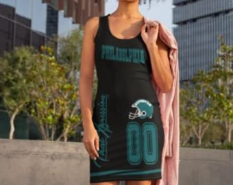 ThatXpression Fashion His /& Hers Giants Themed Super Fan Home Team Dress