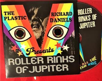 Roller Rinks of Jupiter: Lo-Fi Psychedelic spoken word