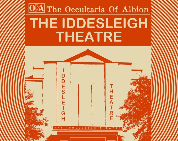 Featured listing image: The Occultaria of Albion Vol 11 - An Investigative Zine Into The Casefiles of The Iddesleigh Theatre