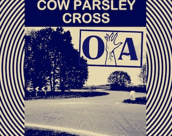 The Occultaria of Albion Vol 10 - An Investigative Zine Into The Casefiles of Cow Parsley Cross