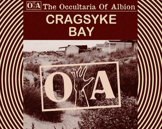 Featured listing image: The Occultaria of Albion Vol 8 - An Investigative Zine Into The Casefiles of Cragsyke Bay