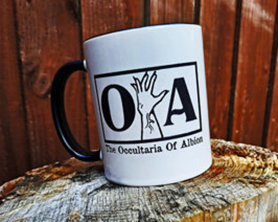 The Occultaria Of Albion - Ceramic Mug For The Esoterically Inquisitive