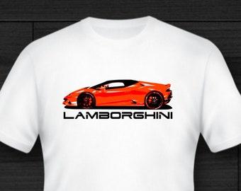 Ma voiture est une Lamborghini Shirt T-Shirt T-Shirt