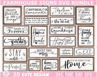 Farmhouse Sign Svg, Porch Svg, Farmhouse SVG Bundle, Family Quotes Svg, Farmhouse Style Wall Art, Farmhouse Quotes Svg Bundle, Farmhouse