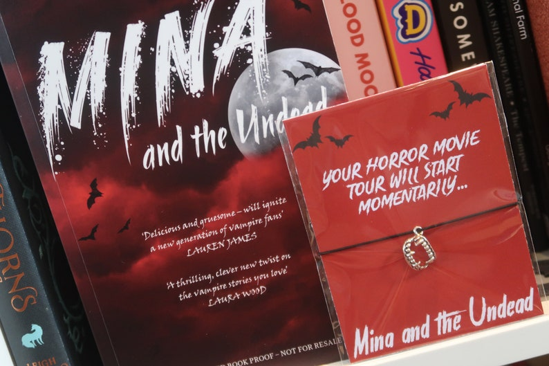Mina and the Undead inspired bracelet image 0