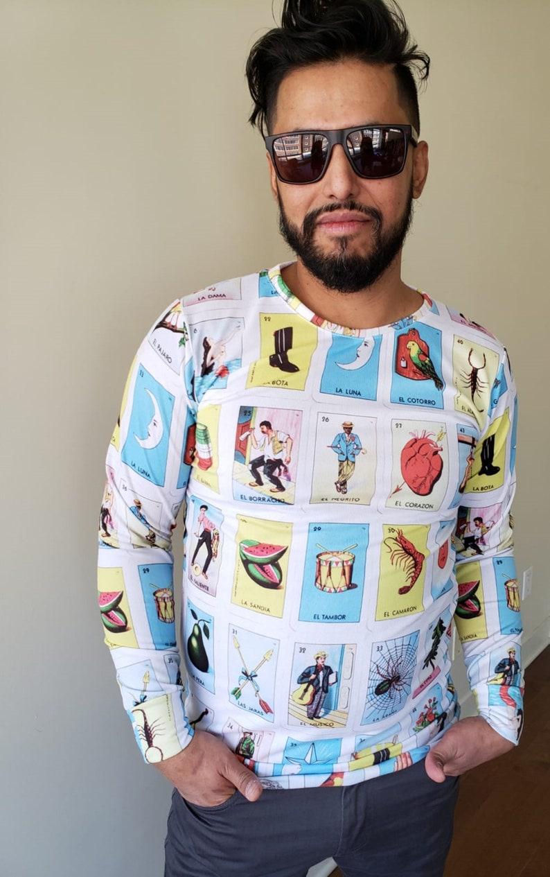 Loteria Juego Sweater Inspiration