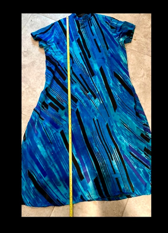 Awesome Retro-Mod Homemade dress Great condition.