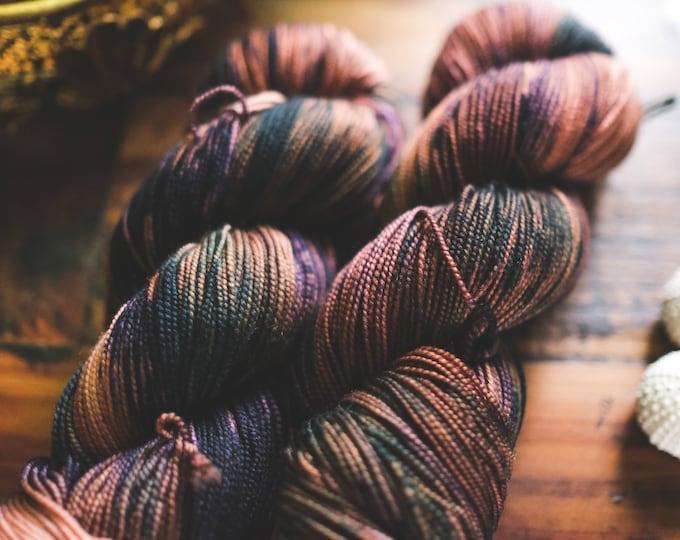 Shipwrecked! - Two-Ply Sock - 100% Superwash Merino Wool - Sock Weight - 400 Yards - Hand-Dyed Yarn