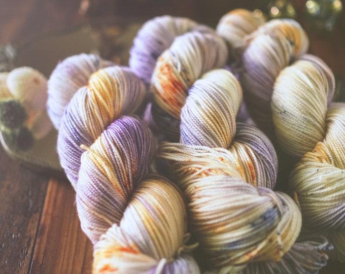 New Horizons - Two-Ply Sock - 100% Superwash Merino Wool - Sock Weight - 400 Yards - Hand-Dyed Yarn
