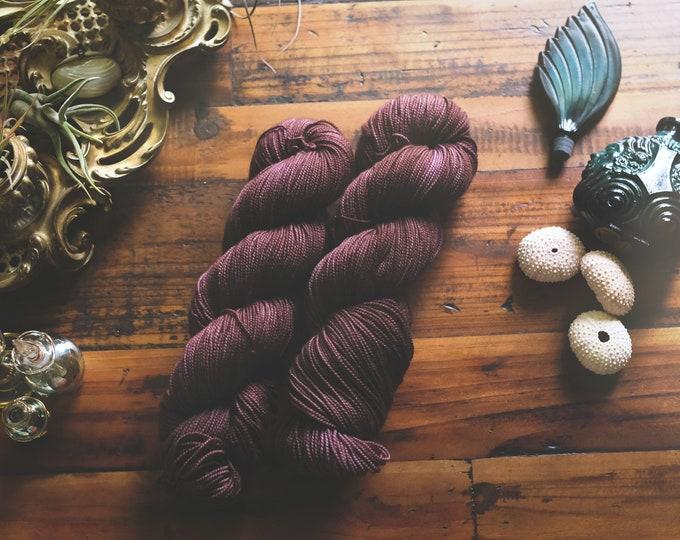 Sweet Creature - Two-Ply Sock - 100% Superwash Merino Wool - Sock Weight - 400 Yards - Hand-Dyed Yarn