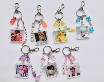 BTS Key Ring