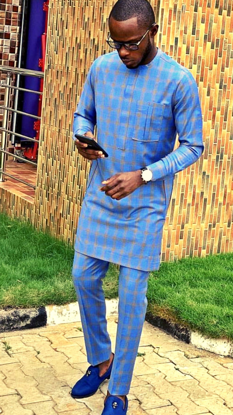 Afrikanische Hochzeit Kleidung Dashiki Kleidung für Männer