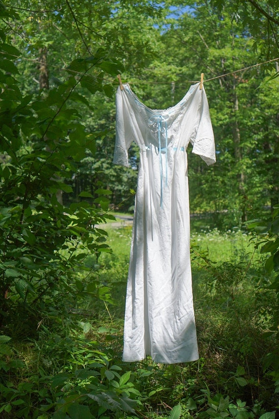Harvest Antique Nightgown