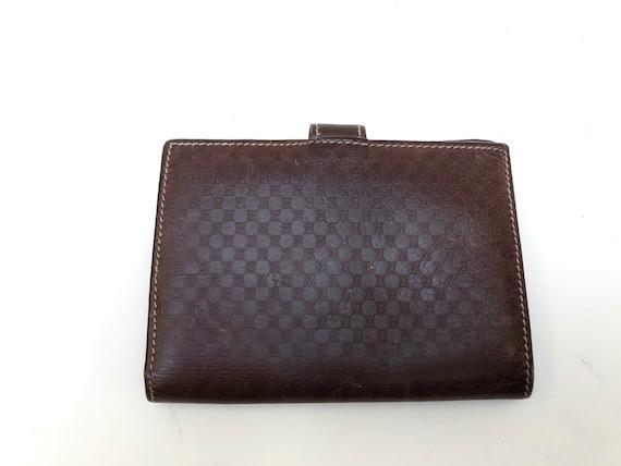 3 piece Vintage Gucci Travel Set - Tote, Wallet, … - image 7
