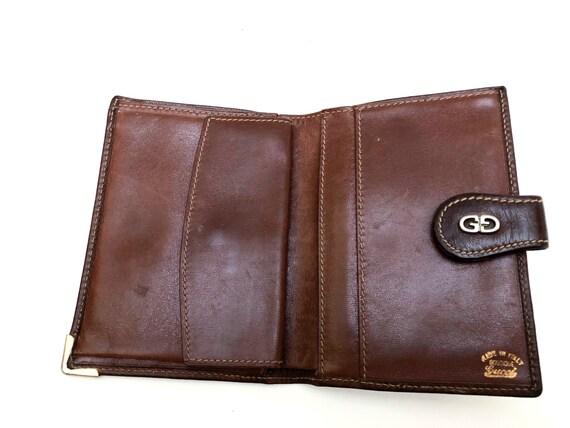 3 piece Vintage Gucci Travel Set - Tote, Wallet, … - image 6