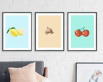 Botanical Fruit Wall Art *DIGITAL DOWNLOAD*