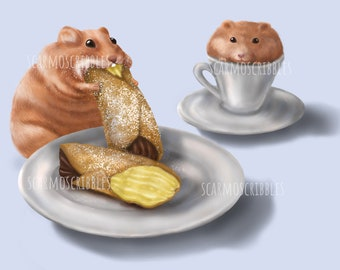 Hungry Hungry Hamster