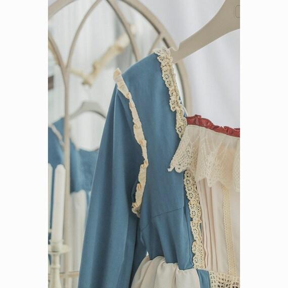 Fairy French Victorian Dress | Pastoral Irregular