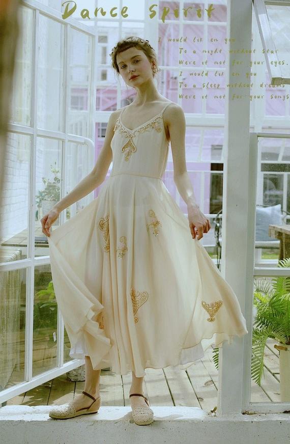 Fairy Princess Dress | Romantic Prairie Dress | Fr