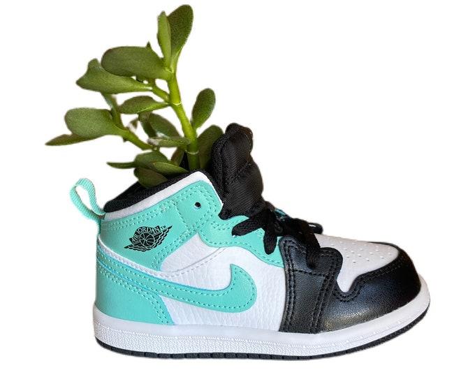 Air Jordan 1 Sneaker Planter by Plantsketball