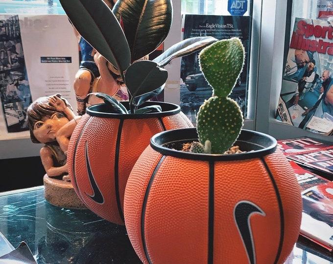 Nike Mini Basketball Planter