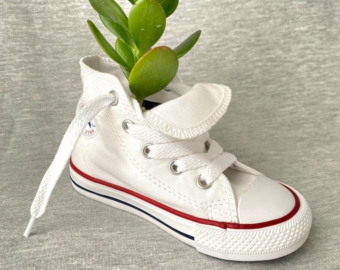 Chuck | Sneaker Planter by Plantsketball