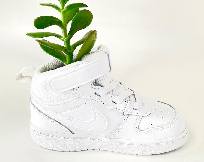 Nike Sneaker Planter by Plantsketball