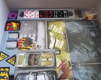 Inlay Zombicide 2nd Edition