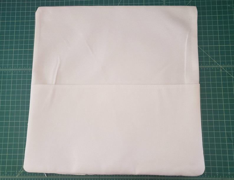 Book Holder Pillow case for Sublimation  Linen Sublimation image 0
