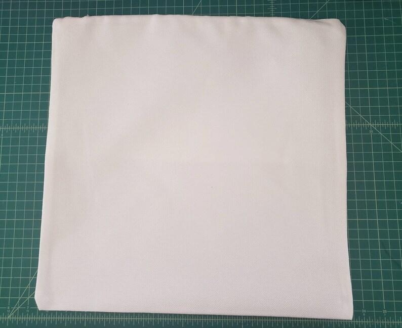Linen pillow case for Sublimation  Sublimation Pillow Case image 0