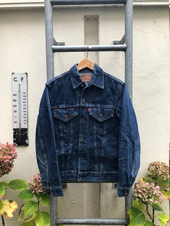 Vintage 60s: Levi's type III Big E - denim Jacket