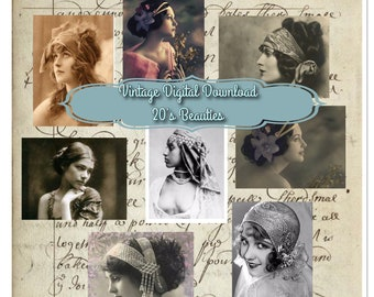 vintage digital download